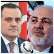 FM Zarif: Iran ready to help settle dispute between Azerbaijan, Armenia