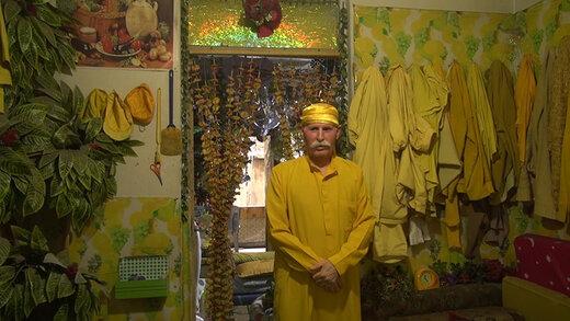تندیس جشنواره شفیلد برای «شبیهسازی آقای زرد»
