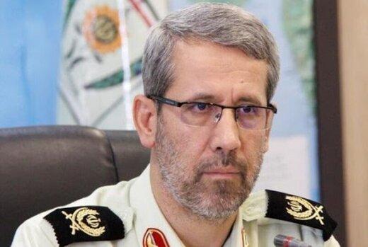 رئیس پلیس پیشگیری ناجا: ۲۵ هزار فقره زمین دولتی از متجاوزان پس گرفته شد