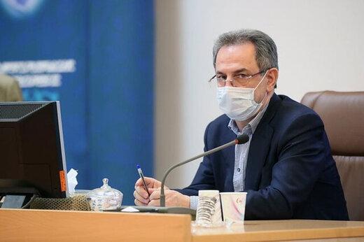 استاندار تهران: کرونا در پایتخت روند صعودی گرفت