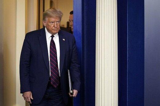 ترامپ با رئیس جمهور چین حرف نمیزند!