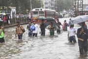 ببینید | ۷۷ کشته در پی بارندگی های شدید هند