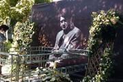 ببینید | مراسم خودجوش مردمی در هفتمین شب درگذشت استاد شجریان در توس