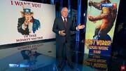 منابع خبری روسی: واکسن آکسفورد شما را به میمون تبدیل میکند/ تصاویر