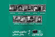 مشاوران بخش داستانی جشنواره فیلم کوتاه تهران معرفی شدند