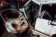 ببینید   تصادف شدید پژو 405 و کامیونت