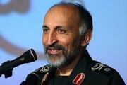 ببینید | لحظه اعلام خبر فوت سردار حجازی از تلویزیون