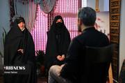 ببینید | روایت همسر شهید بلباسی از لحظه دیدن و شنیدن خبر شهادت همسرش