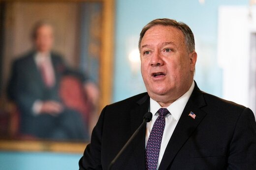 رجزخوانی پمپئو برای کشورها درباره همکاری با ایران