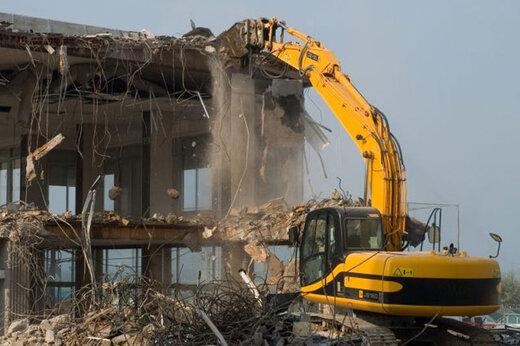 ببینید   حکم تخریب ۲۵۰ هزار ساختمان بلاتکلیف مانده است