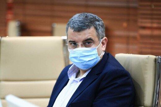 حریرچی: وضعیت کرونا در تهران بسیار نگرانکننده است
