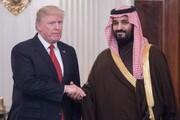 وحشت بن سلمان از احتمال شکست ترامپ/ نگرانی ولیعهد عربستان از چیست؟