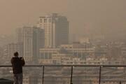 ترافیک کمتر شد، آلودگیهوا بیشتر؛ علت چه بود؟