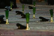 تصاویر | مراسم خطبه خوانی شب شهادت حضرت امام رضا (ع)