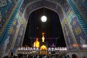 بشنوید | مداحی «اومدم به پابوسی مشهد» با نوای حاج محمد طاهری