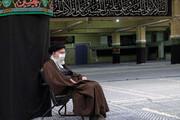 ببینید | عزاداری سالروز شهادت ثامن الحجج امام رضا (ع) در حضور رهبر انقلاب