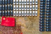 ببینید | تمام کارگران یک کارخانه چینی، خودرو هدیه گرفتند