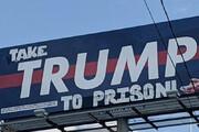 ببینید | تگزاسیها خواستار حضور ترامپ پشت میلههای زندان