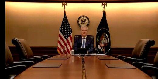 اوبرایان پاسخ داد:اگر ترامپ پیروز شود با ایران چه خواهد کرد؟فشار اقتصادی آنچنان زیاد خواهد شد که ایران بیش از دوماه تحمل آن را ندارد