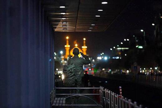 ببینید | درد دل جالب یک سرباز با امام مهربان حضرت رضا علیهالسلام