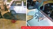 عاملان قتل های خیابانهای مشهد دستگیر شدند/ همه چیز از قطع رابطه دختر با یک زندانی شروع شد