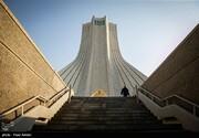 ببینید | زوایایی دیده نشده از برجی که نماد تهران شد