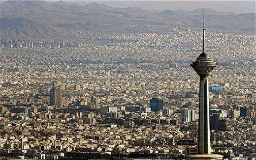 تداوم هوای سالم در تهران