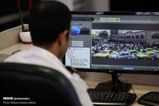 آخرین وضعیت ترافیکی معابر تهران در آخرین یکشنبه مهرماه