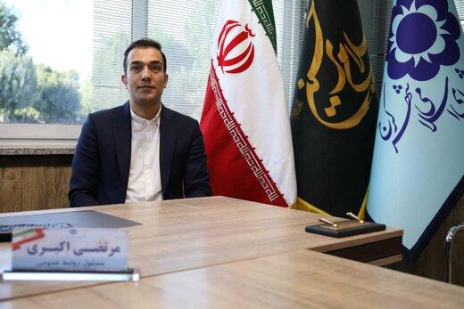 مرتضی اکبری مسئول روابط عمومی شورای اسلامی شهر کرج شد