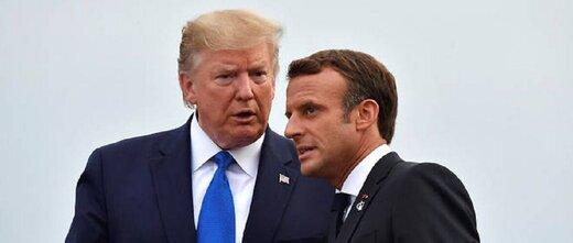 گاف تازه ترامپ درباره مکرون سوژه رسانههای فرانسه شد