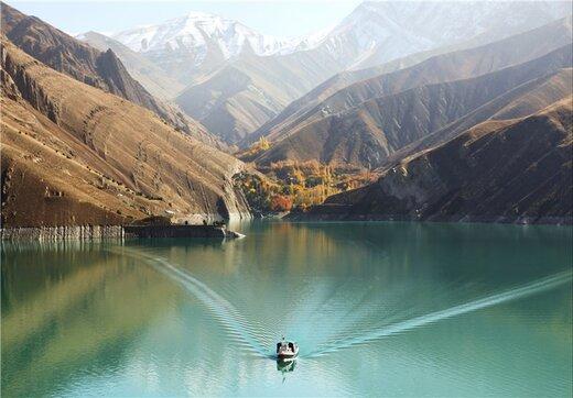 جدیدترین وضعیت ذخایر آب کشور/ نصف مخازن سدها خالی است