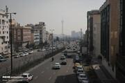 چرا هوای تهران مهرماه امسال آلوده است؟