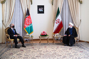 Rouhani: Solution to Afghanistan's problems intra-Afghan political talks
