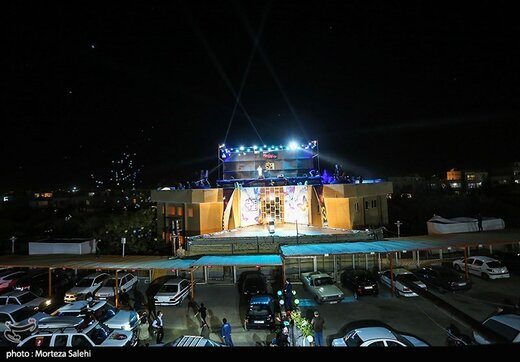 افتتاحیه سی وسومین جشنواره بین المللی فیلمهای کودکان ونوجوانان