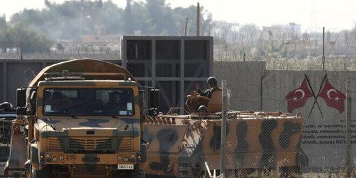 عقب راندن نیروهای ترکیه از بزرگترین پُست دیدهبانی خود در حماه