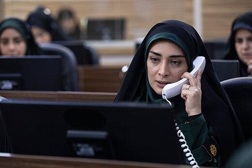 اعلام سامانه پیامکی فوریتهای پلیسی/ تلفن ندارید پیامک بزنید