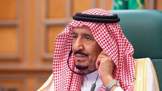 شاه سعودی اقدامات وحشیانه اسرائیل را به شدت محکوم کرد