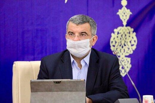 توضیح حریرچی درباره تعطیلی دو هفتهای تهران