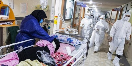 بیداد کمبود تخت بیمارستانی و افزایش مرگ و میر بیماران کرونایی در تهران