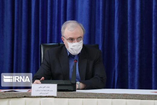 وزیر بهداشت: ویروس کرونا مسریتر شده است