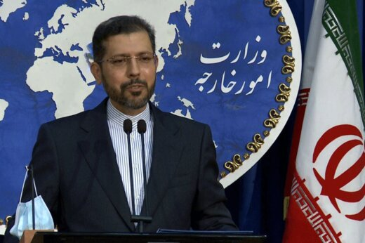 توضیح سخنگوی وزارت خارجه درباره تحریم مقامهای آمریکایی