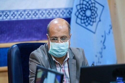 پیک سوم کرونا در تهران/ محدودیتهای کرونایی تمدید شد