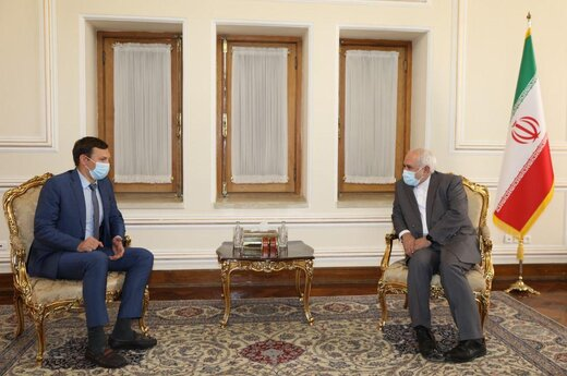 Zarif: Talks on Ukrainian plane incident to bear result only through cooperation