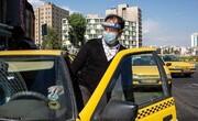 مسافران ماسک نمیزنند، رانندگان تاکسی جریمه میشوند