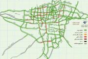 ببینید | آخرین وضعیت ترافیک تهران