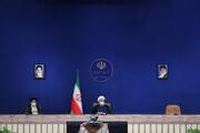 غیبت قالیباف در جلسه شورای عالی انقلاب فرهنگی+ عکس