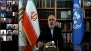 ظریف خواستار گفتگوی منطقهای همراه با خویشتنداری شد/ایران قصد مسابقه تسلیحاتی ندارد