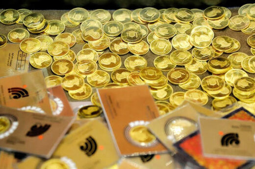 نوسان شدید قیمت در بازار /سکه به کانال ۱۵ میلیونی برگشت