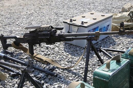 ببینید | غنائم ارزشمندی که به دست ارتش آذربایجان افتاد