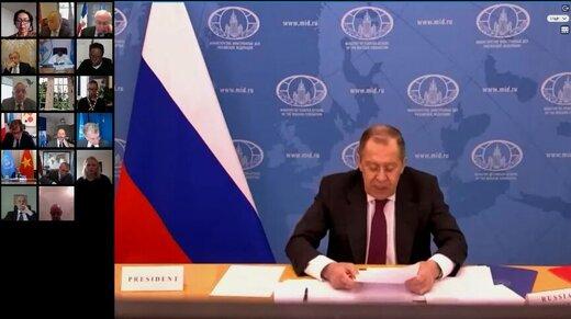 روسیه بر نظام امنیت جمعی در منطقه خلیج فارس تاکید کرد